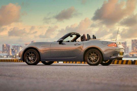 Mazda luncurkan MX-5 R-Sport hanya 150 unit di Inggris