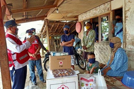 PMI Sukabumi beri dukungan psikososial untuk keluarga positif COVID-19