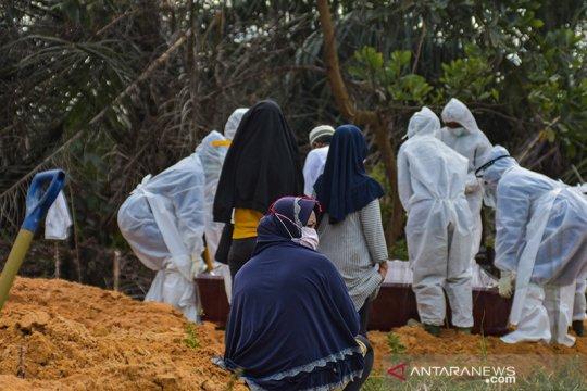 Kasus positif COVID-19 Riau bertambah satu dari klaster Dumai