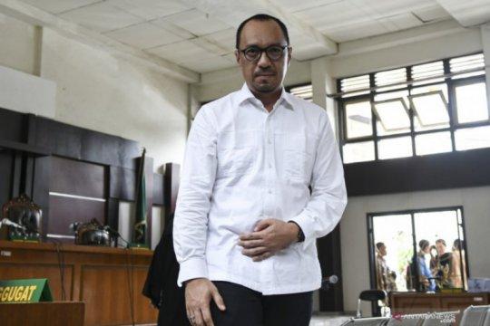 Kabid Jalan Muara Enim divonis 4 tahun penjara