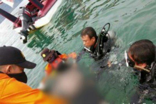 Korban tenggelam di Danau Toba ditemukan