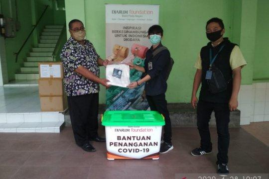 Sedekah APD saat Ramadhan di tengah pandemi COVID-19
