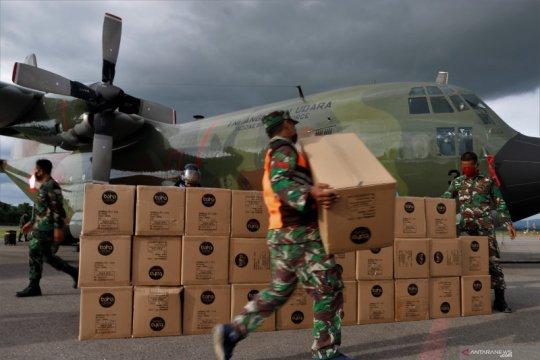 Panglima TNI perintahkan kirim alat kesehatan ke Sumatera