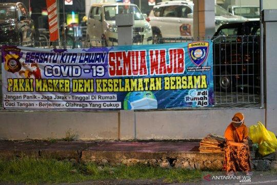 Provinsi Gorontalo dapat persetujuan untuk menerapkan PSBB