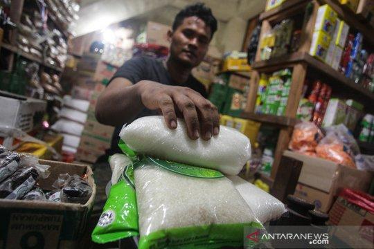 Satgas Pangan di daerah diminta pantau jalur distribusi gula pasir