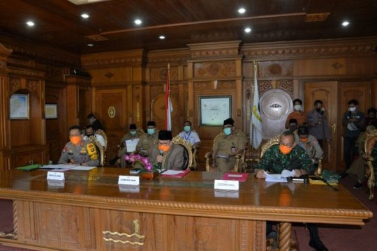 Gubernur Jambi : Pemangku kepentingan harus lebih siap cegah karhutla