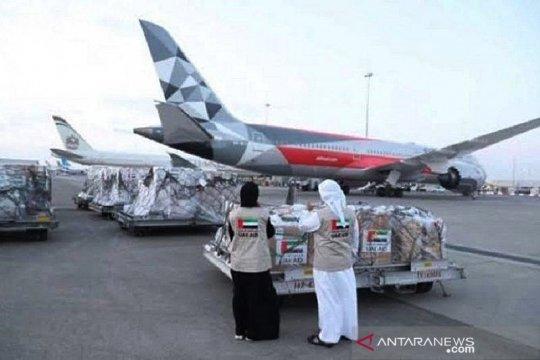 UAE sebut kirim 523 ton bantuan ke 47 negara untuk perangi COVID-19