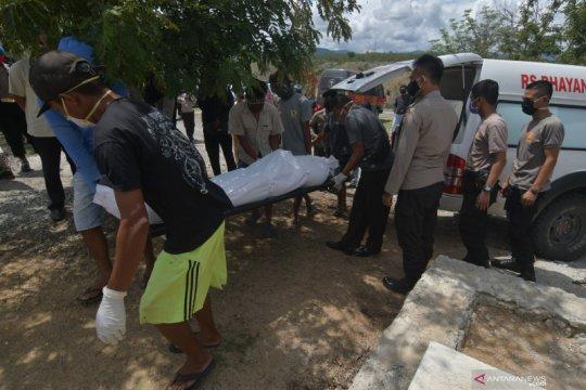 Baku tembak dengan aparat 2 terduga teroris di Sulteng akhirnya tewas