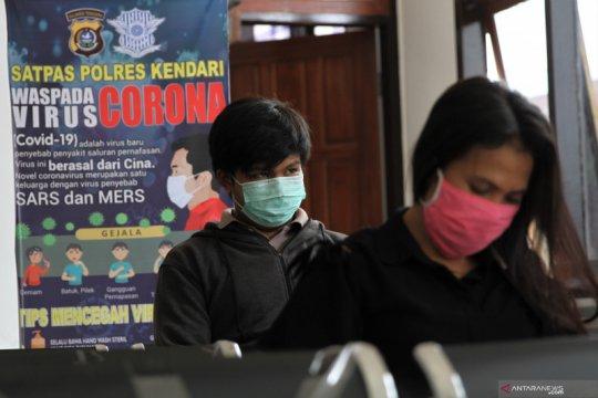Hukum kemarin, Polri buka layanan SIM hingga UU Penyiaran digugat