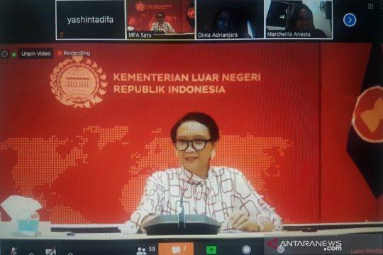 Indonesia dorong kerja sama internasional untuk vaksin, obat COVID-19