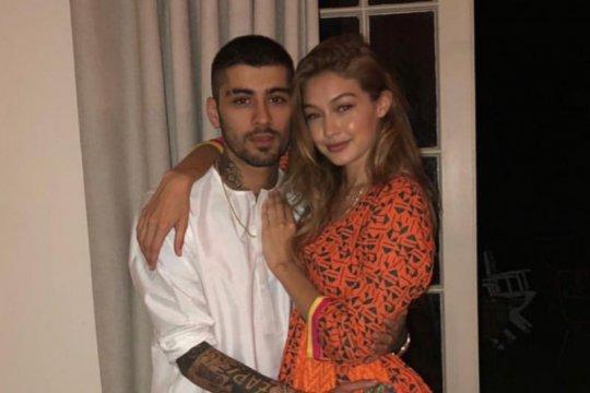 Gigi Hadid disebut hamil anak Zayn Malik