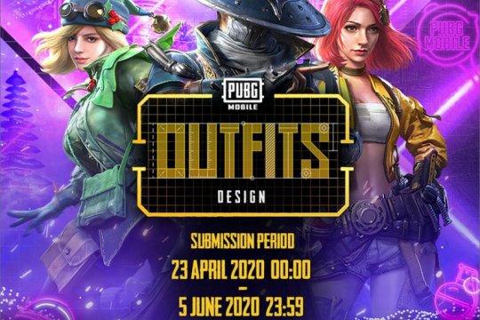 PUBG Mobile adakan lomba merancang pakaian dalam game
