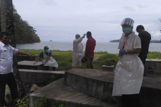 14 warga Gowa dikarantina di Minahasa Tenggara