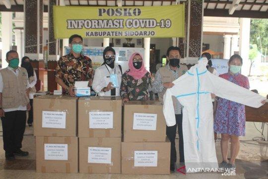 Tambahan dua pasien positif COVID-19 di Kabupaten Sidoarjo