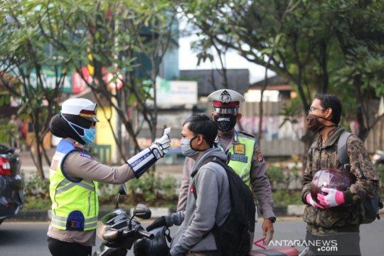 Kota Bandung perpanjang PSBB hingga akhir Mei 2020