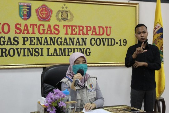 Wagub Lampung tegaskan ASN dilarang mudik selama pandemi COVID-19