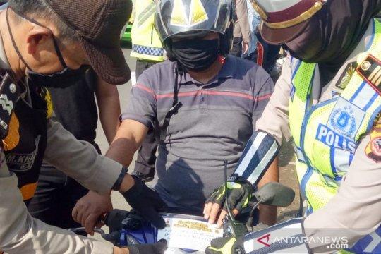 Pelanggar PSBB di Bogor dihukum baca Al-Quran