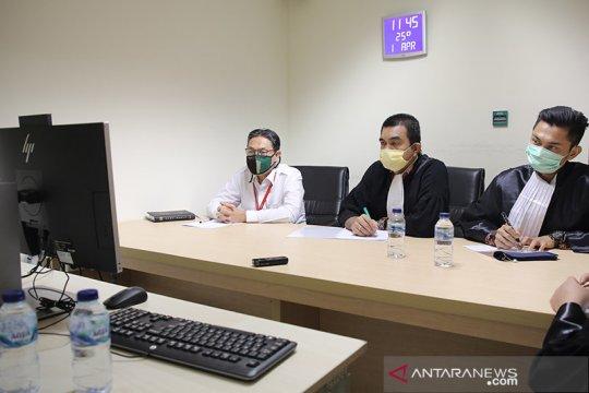 Bekas anggota DPR dari PAN Sukiman divonis 6 tahun penjara