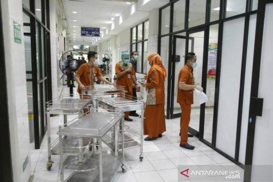 RSUD dr Moewardi Surakarta perluas ruangan pasien COVID-19