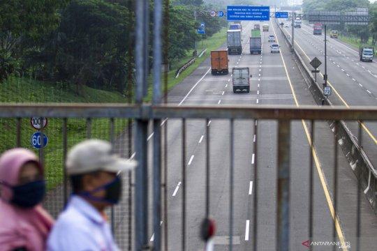 Hari ke 5 dan 6 Operasi Ketupat Polri putar balik 2.765 kendaraan