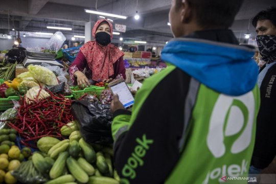 COVID-19 buat e-commerce melayani cepat kebutuhan produk makanan segar