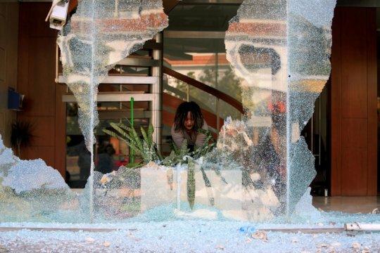 Krisis wabah, pekerja migran Ethiopia ditelantarkan di jalanan Lebanon