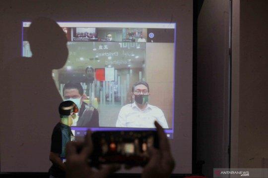Vonis enam tahun penjara untuk mantan anggota DPR Fraksi PAN Sukiman