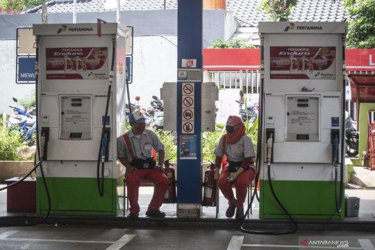 Penjualan BBM Pertamina di Jakarta anjlok 50 persen dampak PSBB