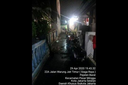 Banjir masih rendam 13 RW di Jakarta pada Rabu malam