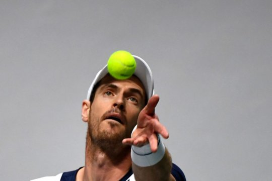 Murray dan Wozniacki melangkah ke semifinal Madrid Open virtual