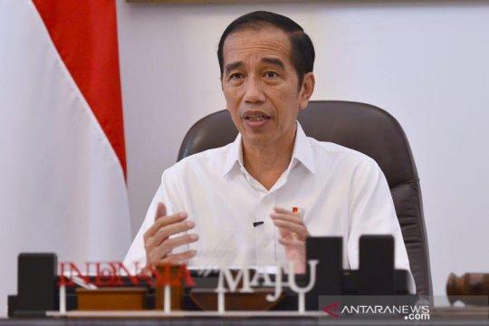 Presiden Jokowi: Percepat musim tanam, manfaatkan hujan yang masih ada