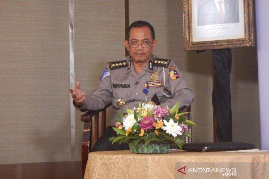 Korlantas Polri belum temukan warga bawa surat bebas COVID-19 palsu