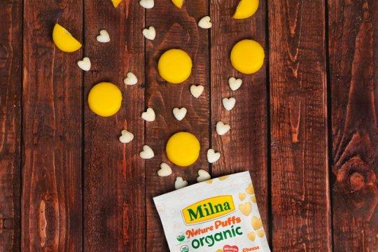 Manfaat makanan pendamping ASI organik untuk anak
