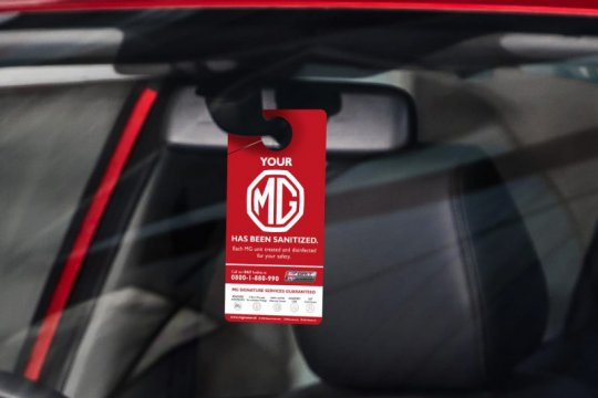 Cara MG Motor Indonesia layani pelanggan di masa COVID-19