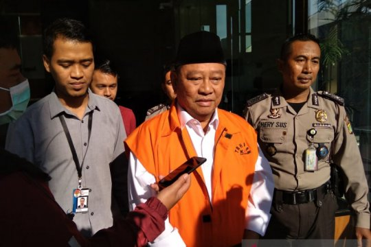 KPK panggil tiga saksi penyidikan kasus suap Saiful Ilah