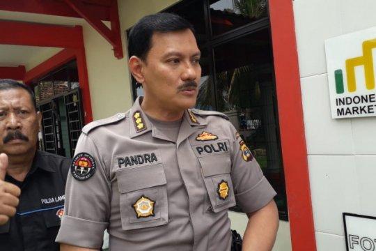 Polisi tingkatkan patroli setelah Kota Bandarlampung masuk zona merah