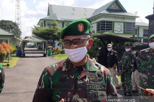 Danrem 042/Gapu melarang prajurit dan PNS ajukan cuti mudik