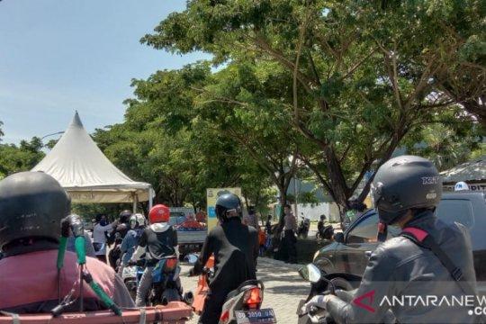 Dishub bersama Polda Sulsel jaga ketat enam perbatasan Kota Makassar