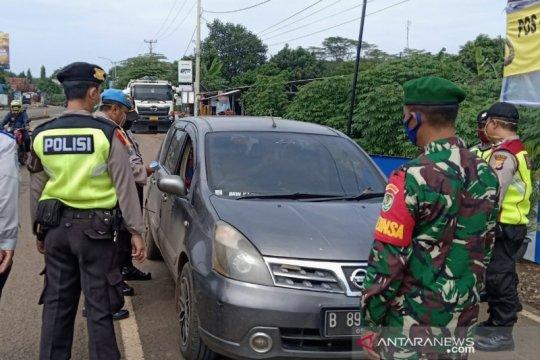 Polda Jawa Barat antisipasi pemudik selundupan di pos perbatasan