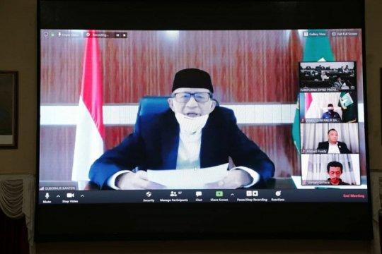 Banten kembali raih WTP atas LKPD Tahun Anggaran 2019