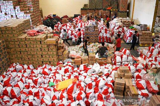 Pasar Jaya diprediksi tak mampu siapkan bansos untuk dua juta KK