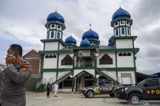 Sulawesi Tengah atur pelaksanaan ibadah di masjid selama Ramadhan