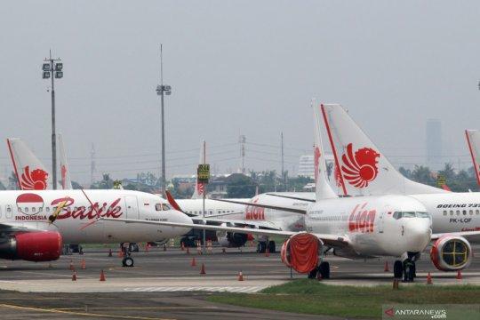 Lion Air angkut 134 penumpang dari Aceh ke Jakarta hari ini