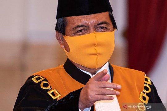 Ketua MA yang baru keluhkan kekurangan hakim agung