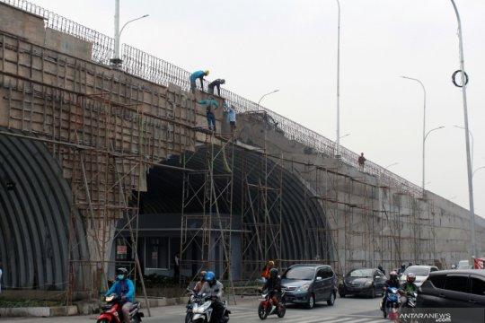 Pembangunan flyover Gaplek