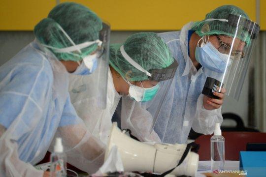 Positif COVID-19 di Jakarta bertambah 105 kasus