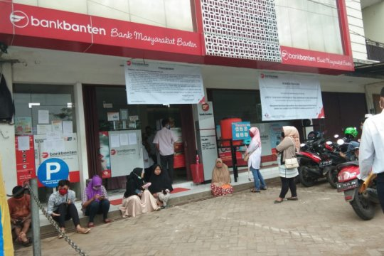 Dirut: Bank Banten mungkin saja bisa jadi bank Syariah