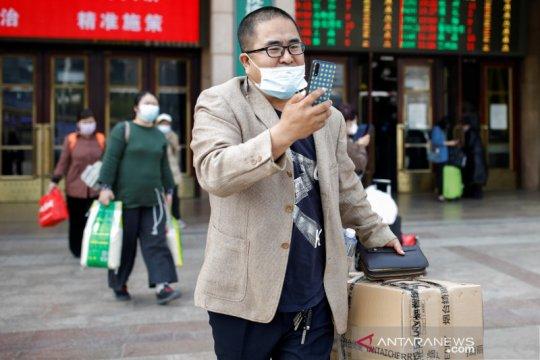 Beijing turunkan status COVID-19, pemesanan tiket pesawat melonjak