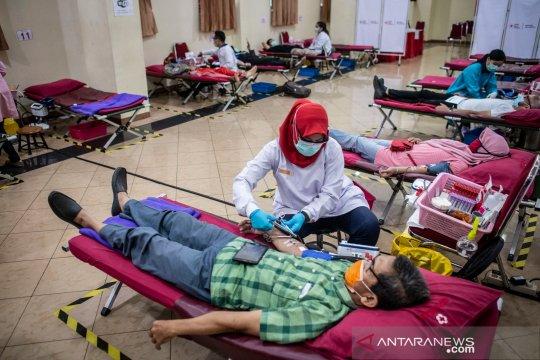 Wagub DKI ajak masyarakat tidak takut donor darah saat pandemi