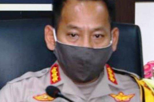 Polisi Palembang kawal penerapan karantina warga tak pakai masker